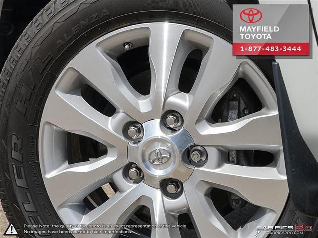 2018 Toyota Sequoia Platinum 5.7L V8 (Stk: 180235) in Edmonton - Image 6 of 20