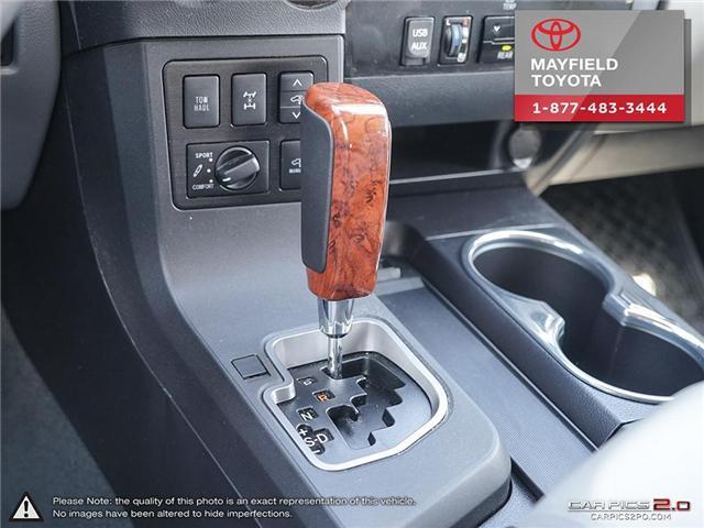2018 Toyota Sequoia Platinum 5.7L V8 (Stk: 180235) in Edmonton - Image 15 of 20