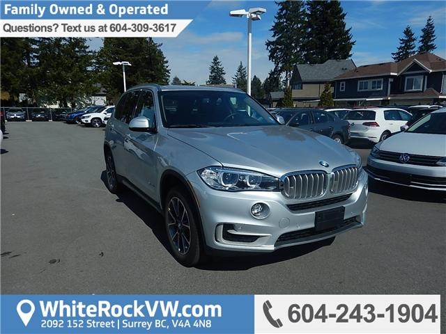 2017 BMW X5 xDrive35i (Stk: VW0663) in Surrey - Image 1 of 26