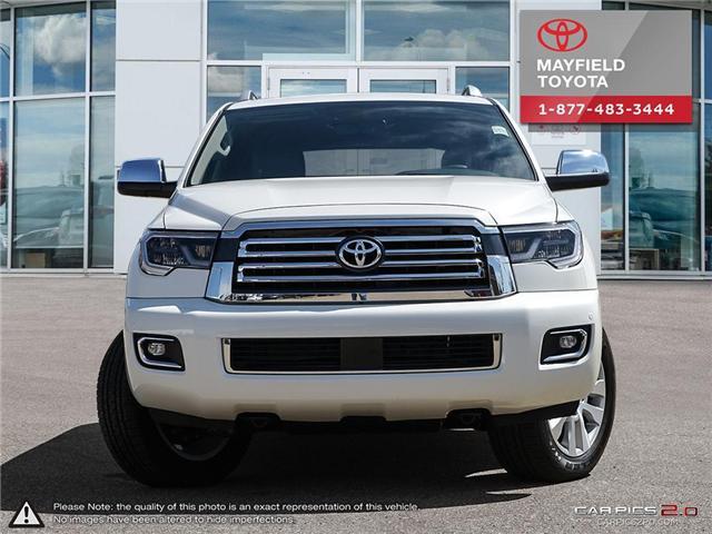 2018 Toyota Sequoia Platinum 5.7L V8 (Stk: 180325) in Edmonton - Image 2 of 20