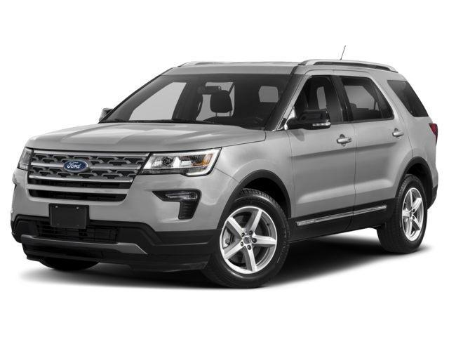 2018 Ford Explorer Sport (Stk: 186635) in Vancouver - Image 1 of 9