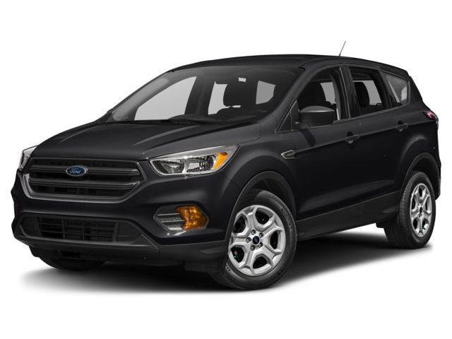 2018 Ford Escape SE (Stk: 186563) in Vancouver - Image 1 of 9