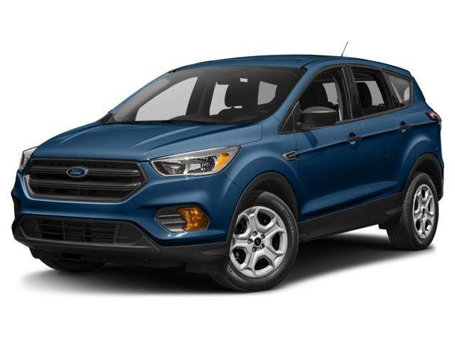 2018 Ford Escape SE (Stk: 186454) in Vancouver - Image 1 of 9