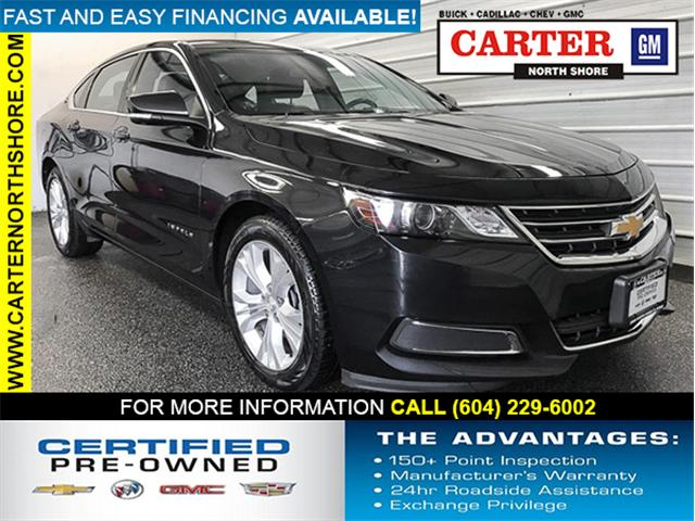 2014 Chevrolet Impala 2LT (Stk: 7A70391) in Vancouver - Image 1 of 27