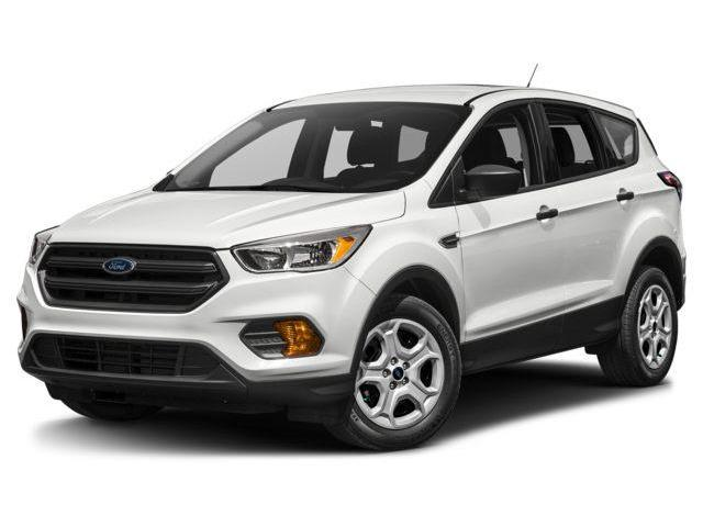 2018 Ford Escape SE (Stk: 186844) in Vancouver - Image 1 of 9