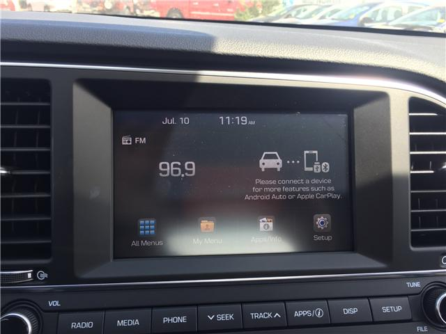 2018 Hyundai Elantra GL (Stk: B7158) in Saskatoon - Image 11 of 17