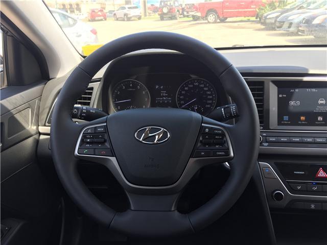2018 Hyundai Elantra GL (Stk: B7158) in Saskatoon - Image 15 of 17