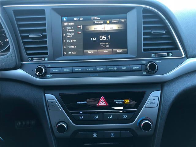 2018 Hyundai Elantra GL (Stk: B7157) in Saskatoon - Image 12 of 16