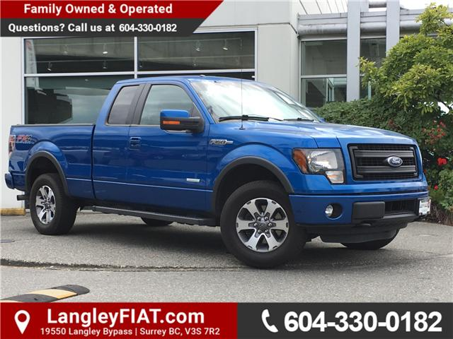 2014 Ford F-150 FX4 (Stk: LF008760) in Surrey - Image 1 of 29