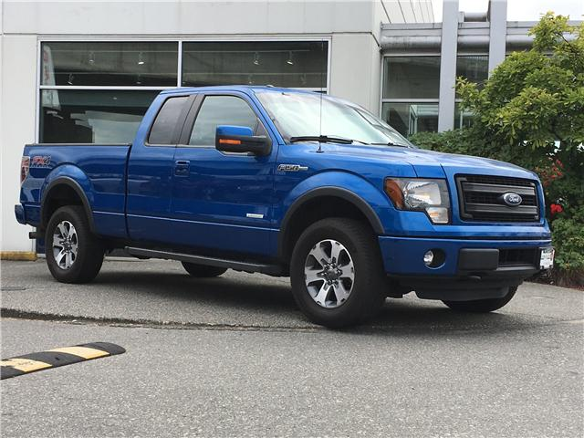 2014 Ford F-150 FX4 (Stk: LF008760) in Surrey - Image 2 of 29