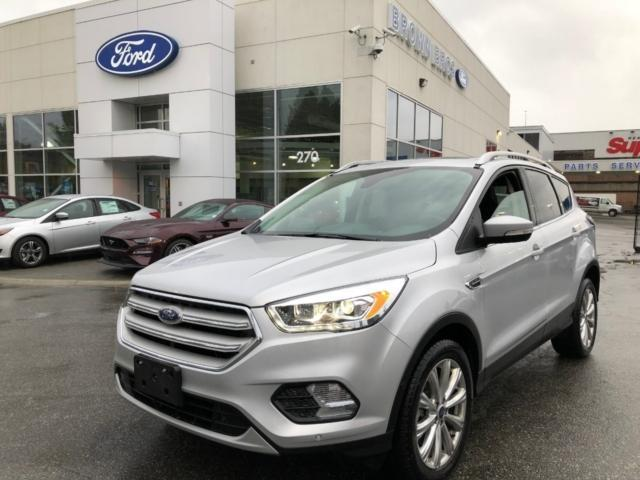2018 Ford Escape Titanium (Stk: OP18187) in Vancouver - Image 1 of 27