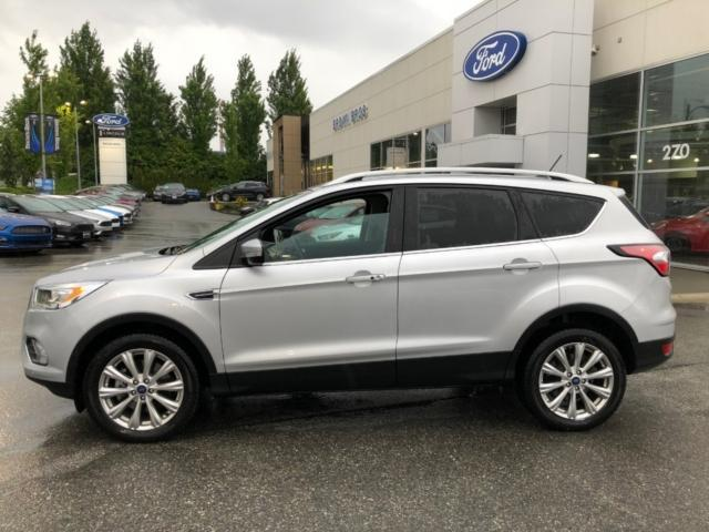 2018 Ford Escape Titanium (Stk: OP18187) in Vancouver - Image 2 of 27