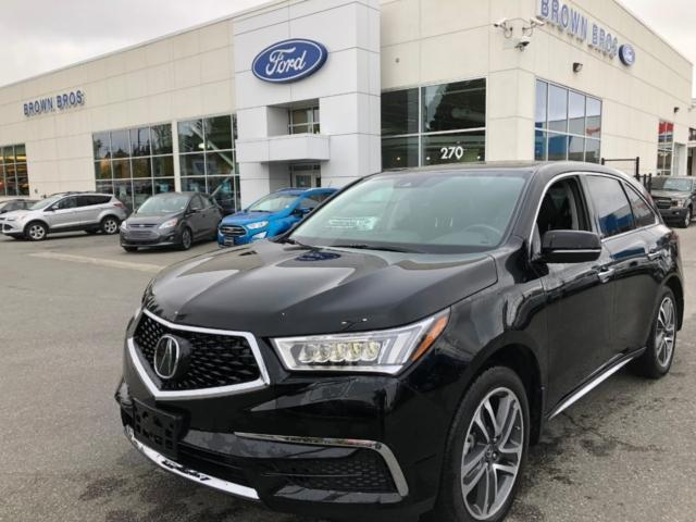 2017 Acura MDX Technology Package (Stk: OP18116) in Vancouver - Image 1 of 27