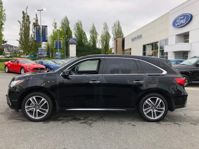 2017 Acura MDX Technology Package (Stk: OP18116) in Vancouver - Image 2 of 27