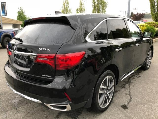 2017 Acura MDX Technology Package (Stk: OP18116) in Vancouver - Image 5 of 27