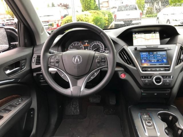 2017 Acura MDX Technology Package (Stk: OP18116) in Vancouver - Image 19 of 27