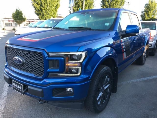2018 Ford F-150 Lariat (Stk: 1861049) in Vancouver - Image 1 of 10