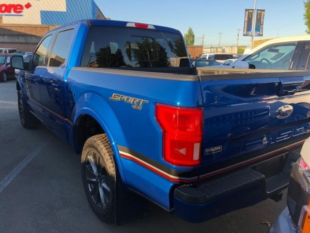 2018 Ford F-150 Lariat (Stk: 1861049) in Vancouver - Image 2 of 10