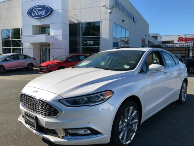 2017 Ford Fusion Platinum (Stk: 175709) in Vancouver - Image 1 of 25