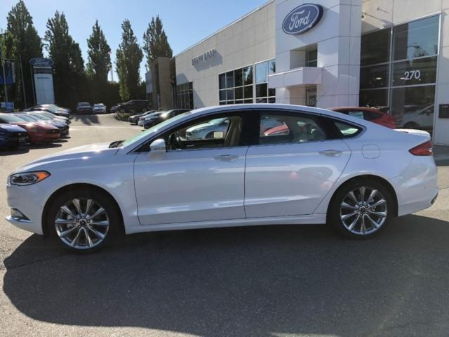 2017 Ford Fusion Platinum (Stk: 175709) in Vancouver - Image 2 of 25