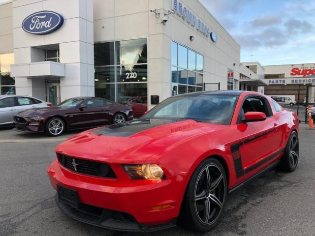 2012 Ford Mustang Boss 302 (Stk: OP18188) in Vancouver - Image 1 of 19