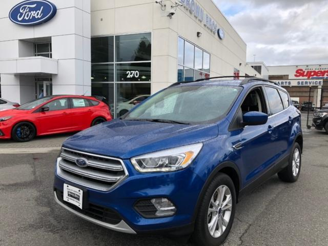 2017 Ford Escape SE (Stk: 186552A) in Vancouver - Image 1 of 27