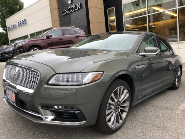 2017 Lincoln Continental Reserve (Stk: 17726) in Vancouver - Image 1 of 4