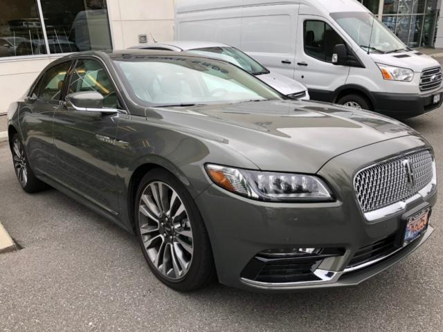 2017 Lincoln Continental Reserve (Stk: 17726) in Vancouver - Image 2 of 4