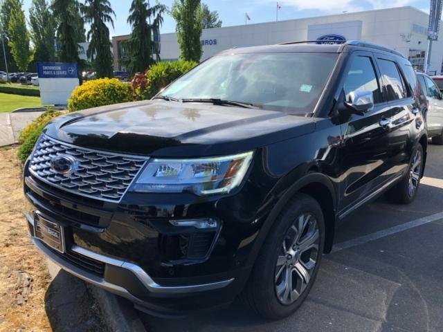2018 Ford Explorer Platinum (Stk: 186448) in Vancouver - Image 1 of 20