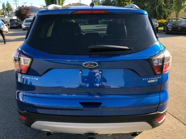 2017 Ford Escape Titanium (Stk: RP18198) in Vancouver - Image 4 of 26