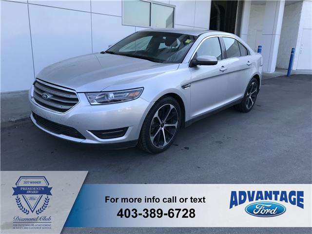 2015 Ford Taurus SEL (Stk: J-1625A) in Calgary - Image 1 of 17