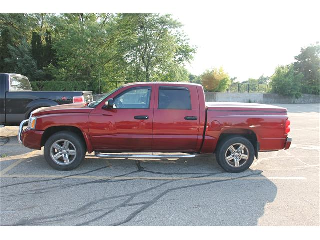 2007 Dodge Dakota SLT (Stk: 1804140) in Waterloo - Image 2 of 6