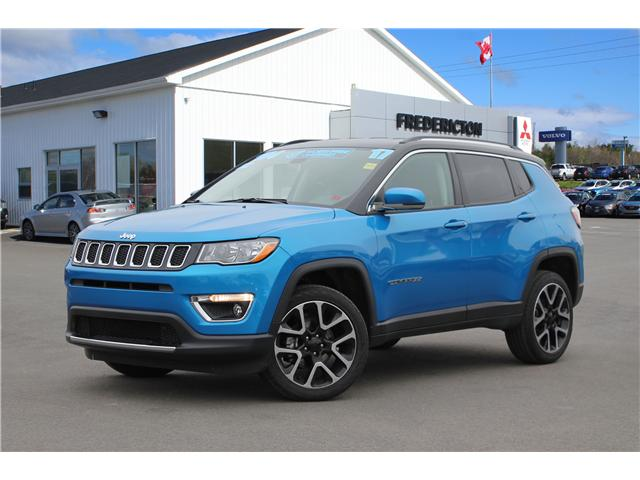 2017 Jeep Compass Limited (Stk: 180720A) in Fredericton - Image 1 of 27
