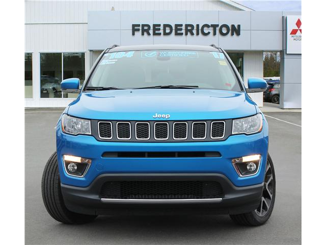 2017 Jeep Compass Limited (Stk: 180720A) in Fredericton - Image 2 of 27