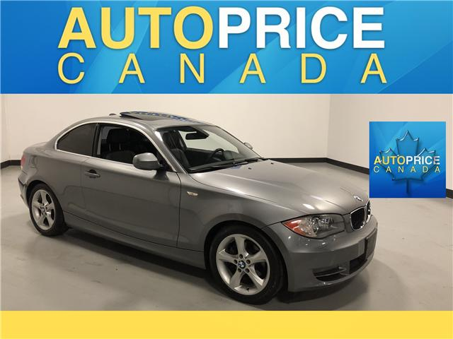 2011 BMW 128 i (Stk: W9676) in Mississauga - Image 1 of 21