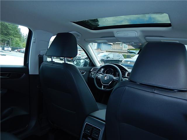 2018 Volkswagen Passat 2.0 TSI Comfortline (Stk: JP018023) in Surrey - Image 22 of 28