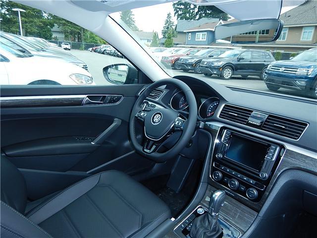 2018 Volkswagen Passat 2.0 TSI Comfortline (Stk: JP018023) in Surrey - Image 20 of 28