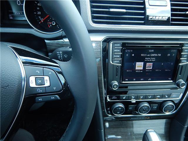 2018 Volkswagen Passat 2.0 TSI Comfortline (Stk: JP018023) in Surrey - Image 9 of 28