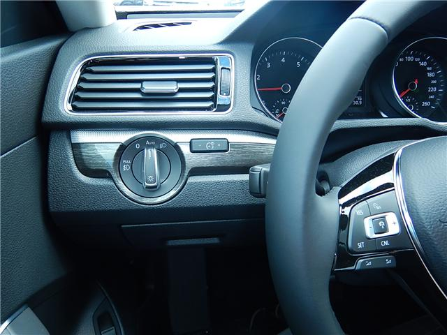 2018 Volkswagen Passat 2.0 TSI Comfortline (Stk: JP018023) in Surrey - Image 8 of 28