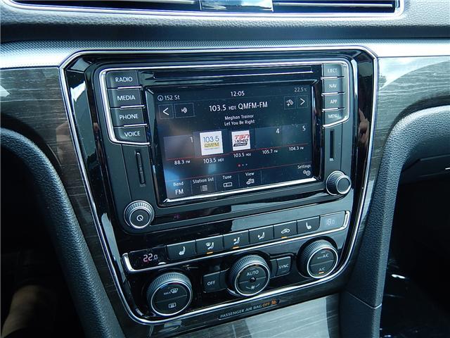 2018 Volkswagen Passat 2.0 TSI Comfortline (Stk: JP018023) in Surrey - Image 14 of 28