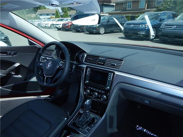 2018 Volkswagen Passat 2.0 TSI Highline (Stk: JP017147) in Surrey - Image 20 of 29