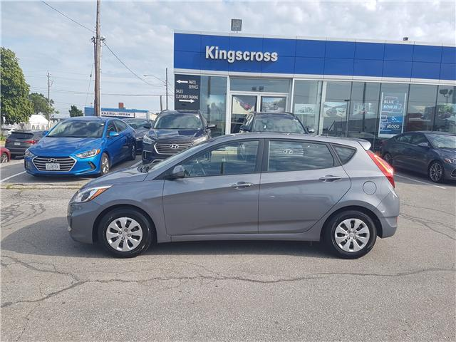 2017 Hyundai Accent GL (Stk: 27495A) in Scarborough - Image 1 of 12