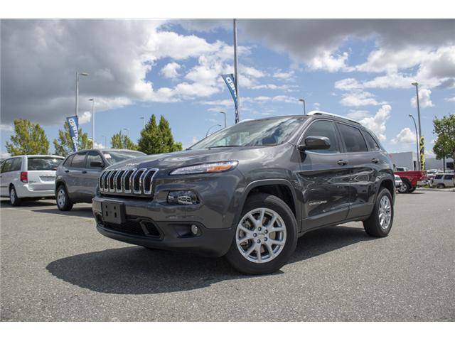 2015 Jeep Cherokee North (Stk: J863950A) in Abbotsford - Image 3 of 25