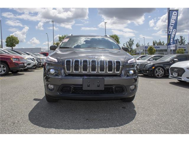 2015 Jeep Cherokee North (Stk: J863950A) in Abbotsford - Image 2 of 25