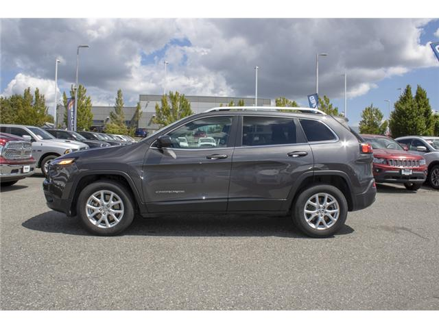 2015 Jeep Cherokee North (Stk: J863950A) in Abbotsford - Image 4 of 25