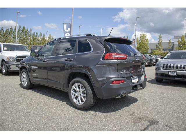 2015 Jeep Cherokee North (Stk: J863950A) in Abbotsford - Image 5 of 25