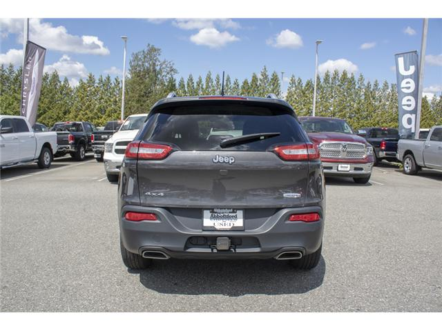 2015 Jeep Cherokee North (Stk: J863950A) in Abbotsford - Image 6 of 25