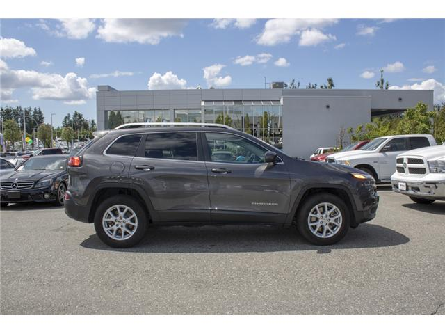 2015 Jeep Cherokee North (Stk: J863950A) in Abbotsford - Image 8 of 25