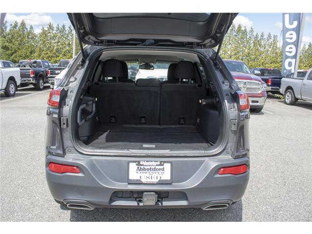 2015 Jeep Cherokee North (Stk: J863950A) in Abbotsford - Image 9 of 25
