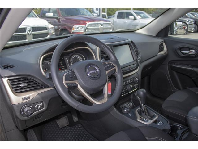 2015 Jeep Cherokee North (Stk: J863950A) in Abbotsford - Image 10 of 25